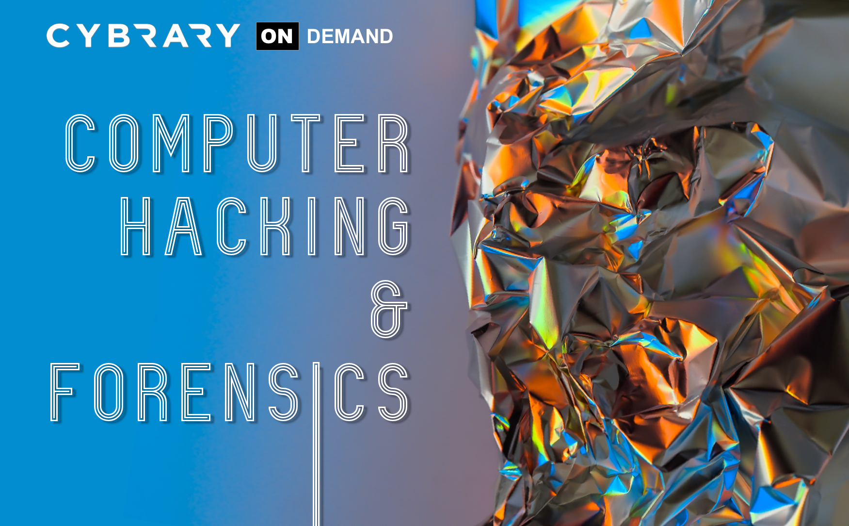 Computer Forensics Course, Hacking Forensics Training | Cybrary