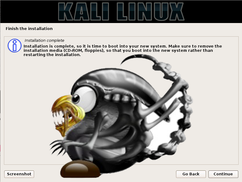 Kali Linux 2 0: Alternate Install and Dual-Boot 'How To