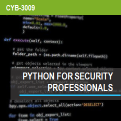 Python for Security Professionals