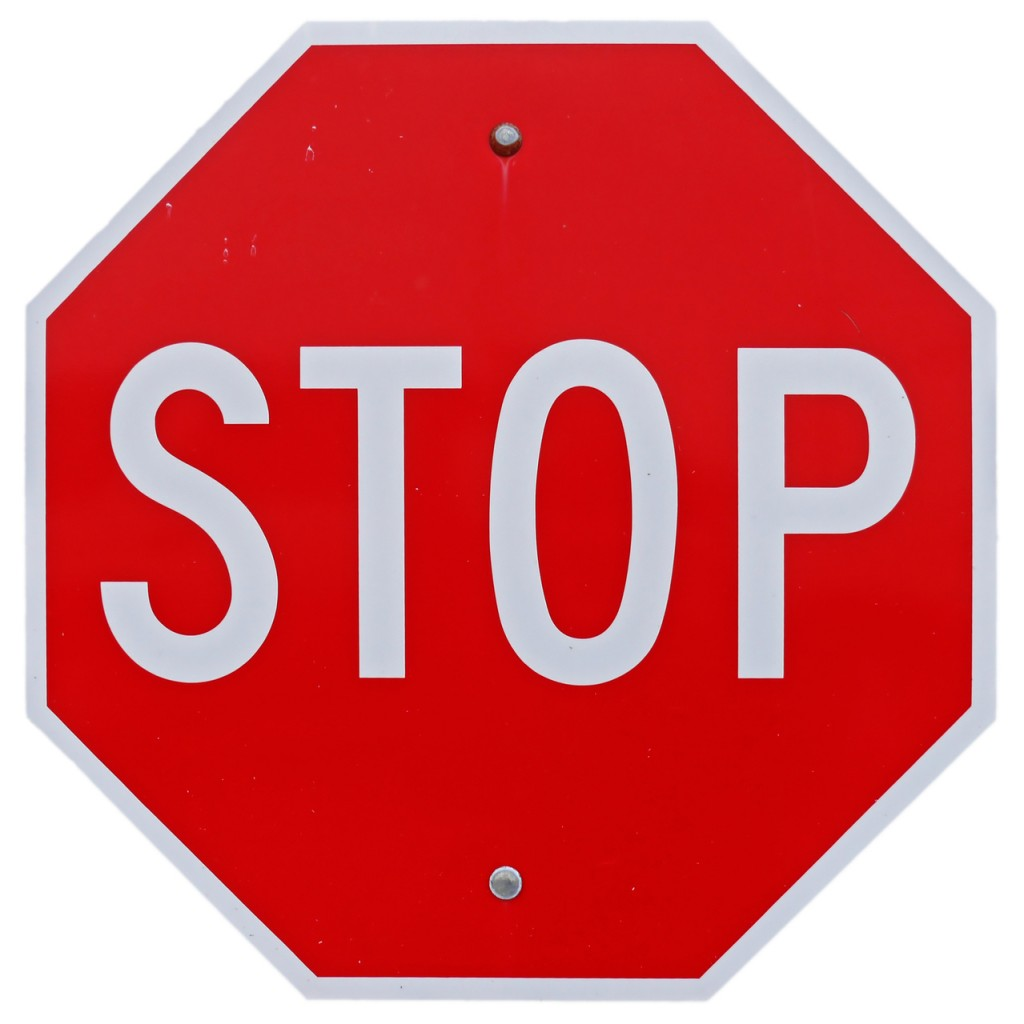 Divine image regarding printable stop signs