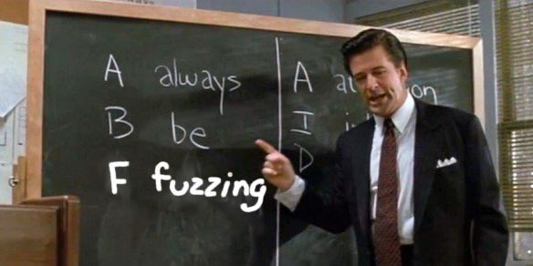 Always Be Fuzzing
