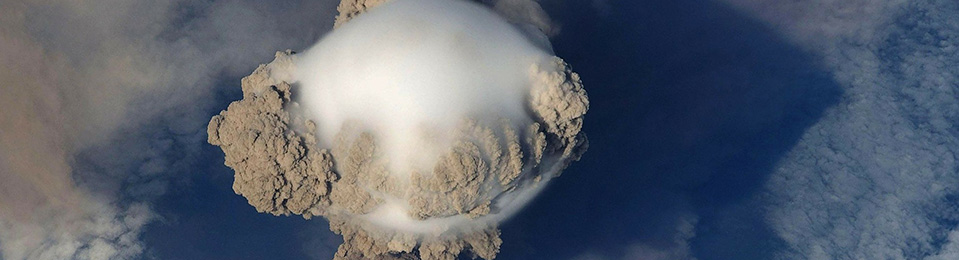 Erupting Cloud