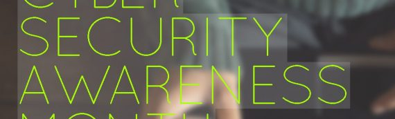 National Cybersecurity Awareness Month 2016