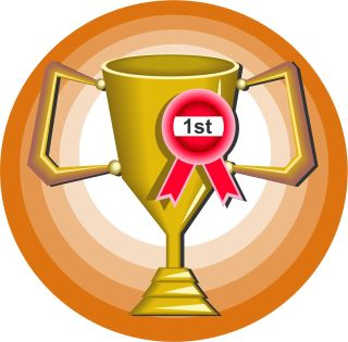 Cybersecurity Excellence Awards 2017 trophy