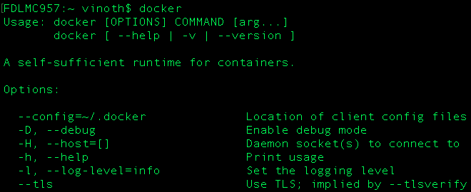 Introduction to Docker - Cybrary