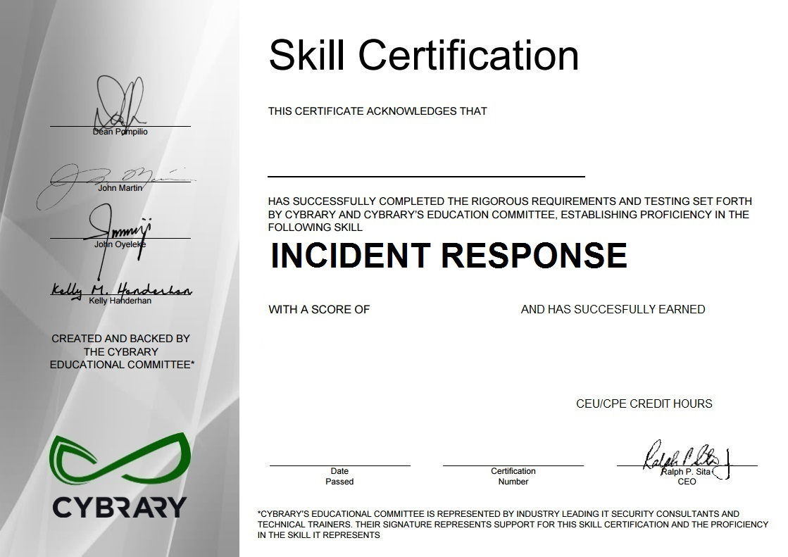 Incident Response & Advanced Forensics