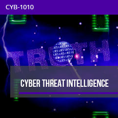 Intro to Cyber Threat Intelligence