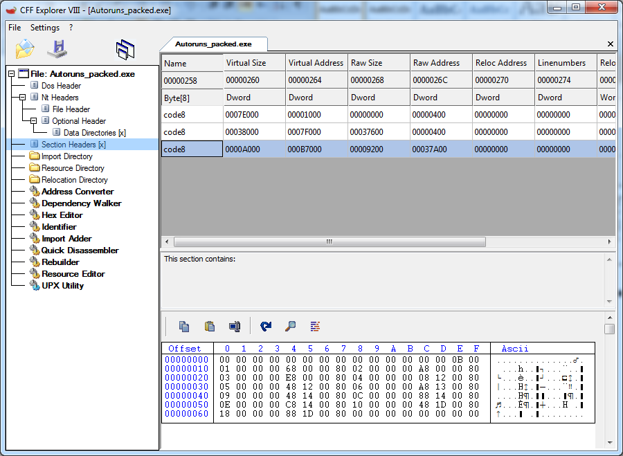 Advanced EXE Multi Protection Against Reverse Engineering