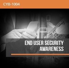 End User Security Awareness – 30 Minutes