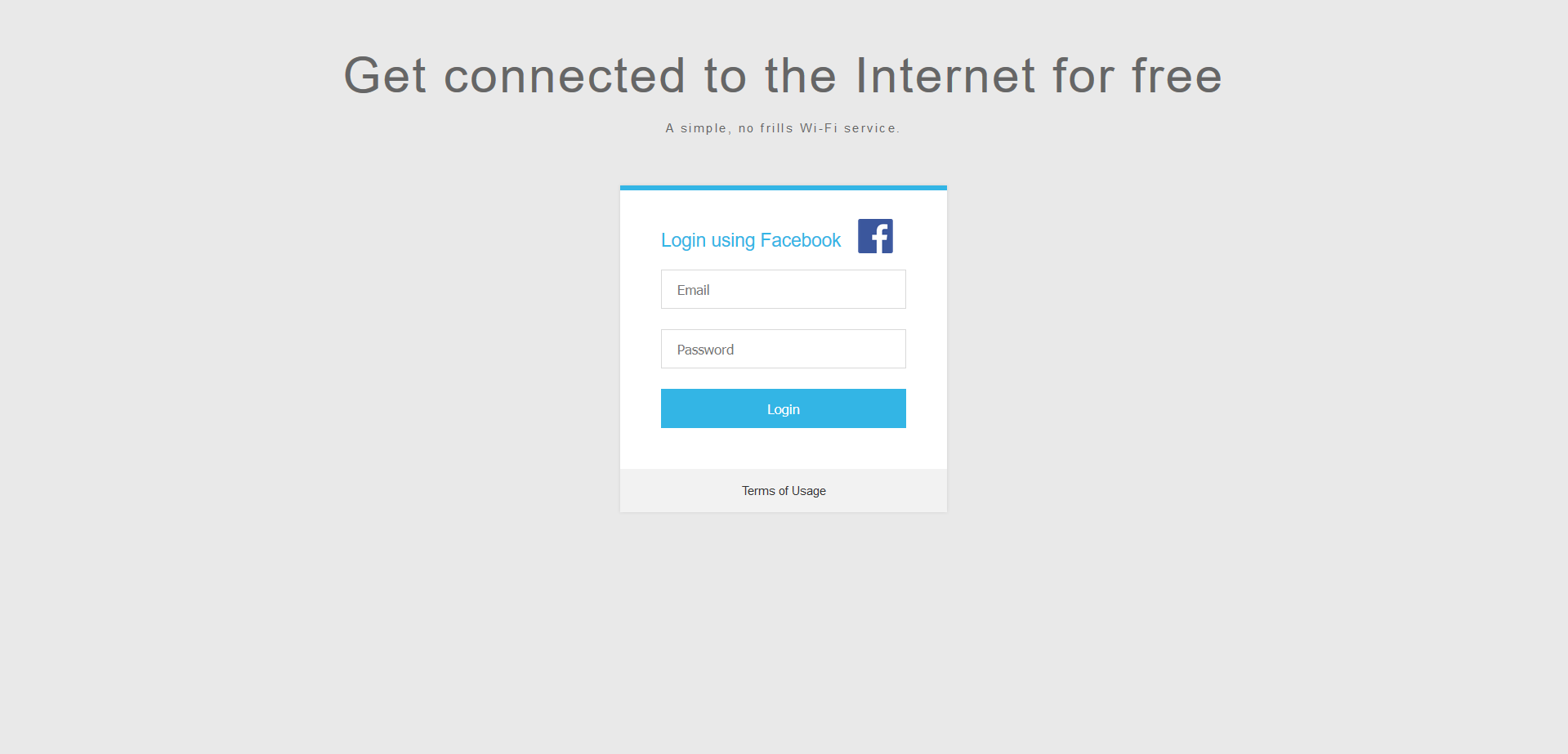 Phishing Wifi-Passwords & Facebook Credentials with