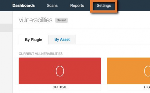 How To Run an External Asset Scan with Tenable io in Just