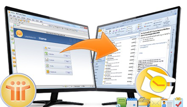 lotus notes to outlook - migration
