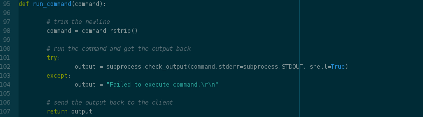 How to Create a Netcat Replacement – Python Part 1 - Cybrary