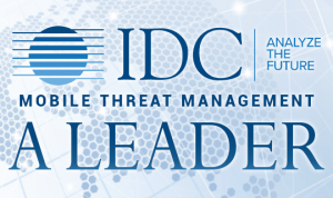 Zimperium Named a Leader in the IDC MarketScape for Mobile