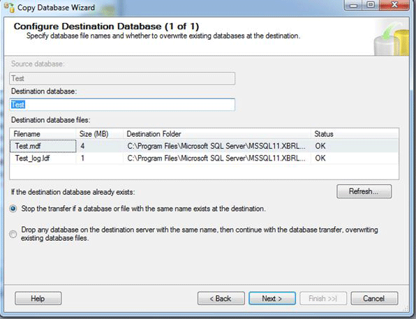 Best Way to Copy SQL Server Database From One Server to