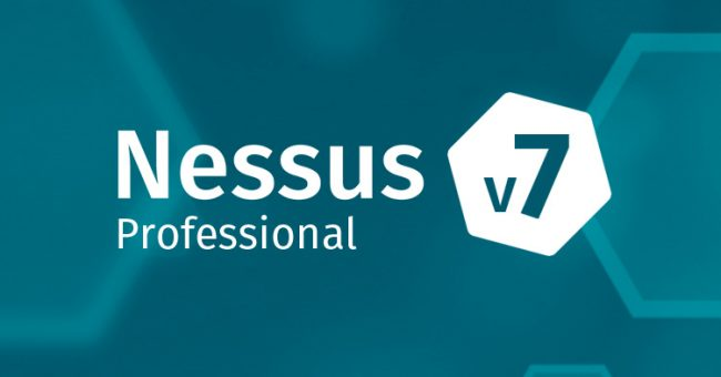 Announcing Nessus Professional v7 - Cybrary