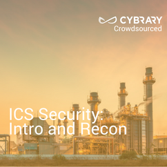 ICS Security – Intro and Recon