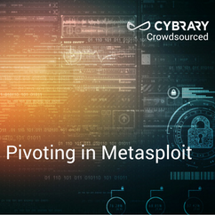 Pivoting In Metasploit