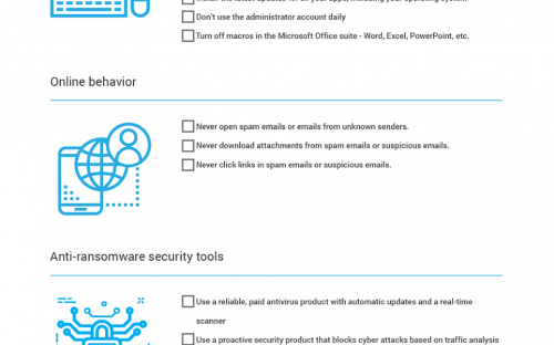 your anti ransomware checklist petya 1