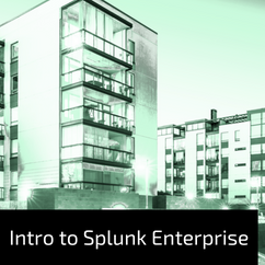 Intro to Splunk Enterprise
