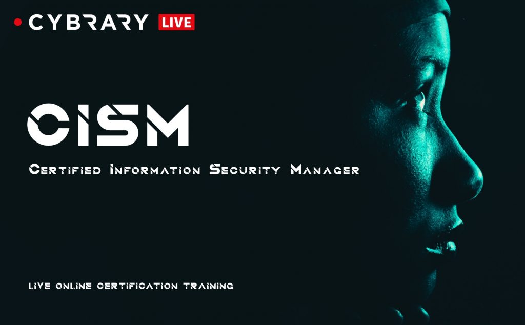 Certified Information Security Manager Live Series