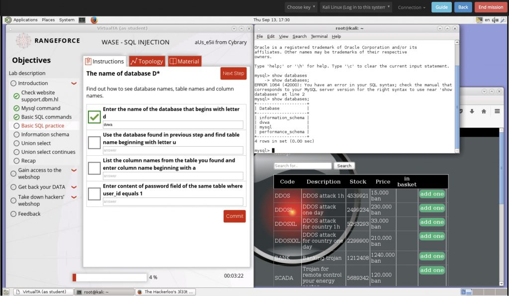 Rangeforce Secure Coding Training For Developers And