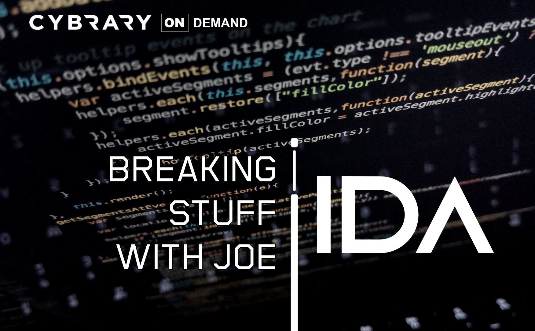 How to Use IDA (BSWJ)