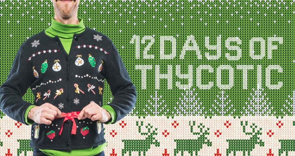 Get on Thycotic's nice list for 12 days of Privileged Access Management Giveaways